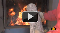 Video shows how to refuel or add wood to E-Classic outdoor furnace