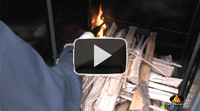 Video shows how to start E-Classic outdoor wood furnace