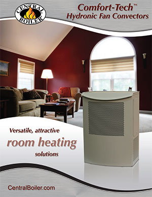 Room heating solutions from Central Boiler