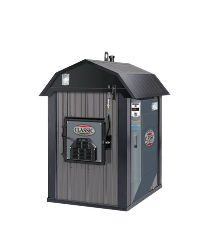 classic outdoor wood furnace central boiler classic cl 4030