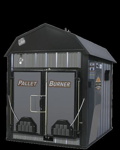 Pallet Burner