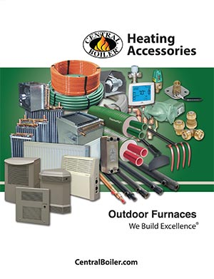 Central Boiler heating parts and accessories catalog