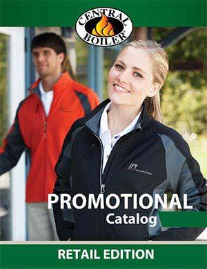 Central Boiler Promotional Items Catalog