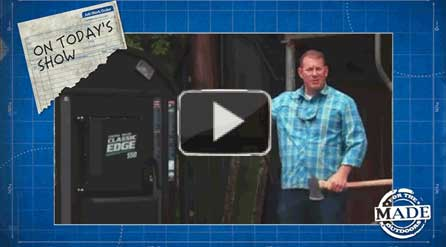 Central Boiler featured on television program Made for the Outdoors