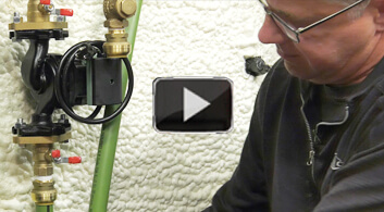How to install a circulator pump