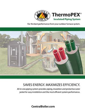 Brochure highlights the benefits of ThermoPEX insulated piping