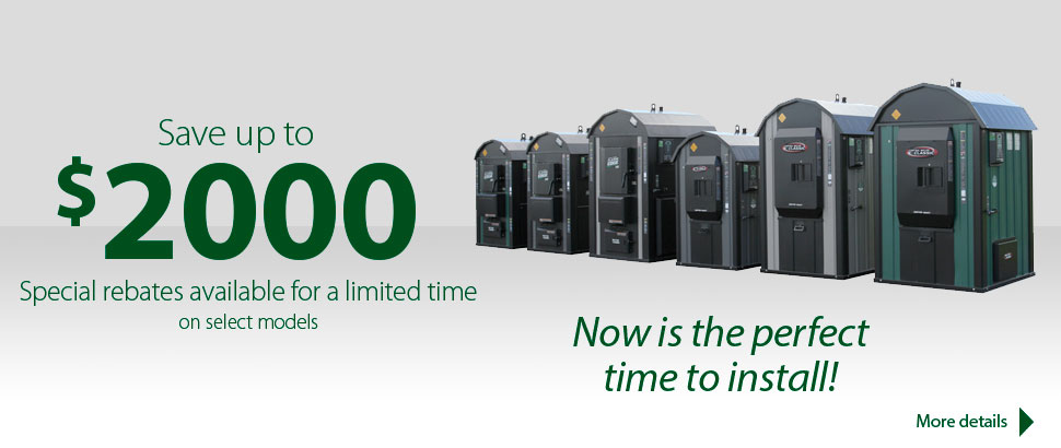 Save up to $2000 on select models for a limited time!