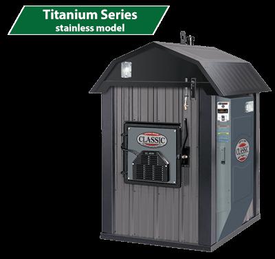 Classic CL 4030 Titanium Series