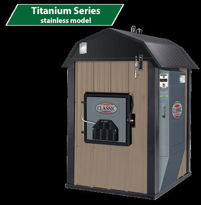 Classic CL 5036 Titanium Series