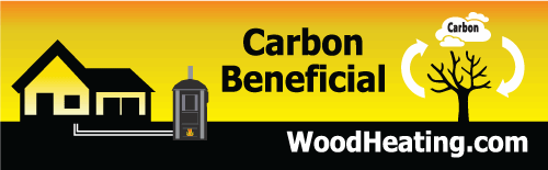 Carbon Beneficial Graphic on Billboard