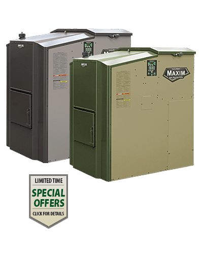 Find limited time offers on a Maxim furnace
