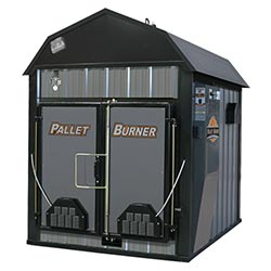 Pallet Burner Furnaces